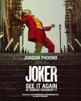 Joker Roxy Cinema Dubai