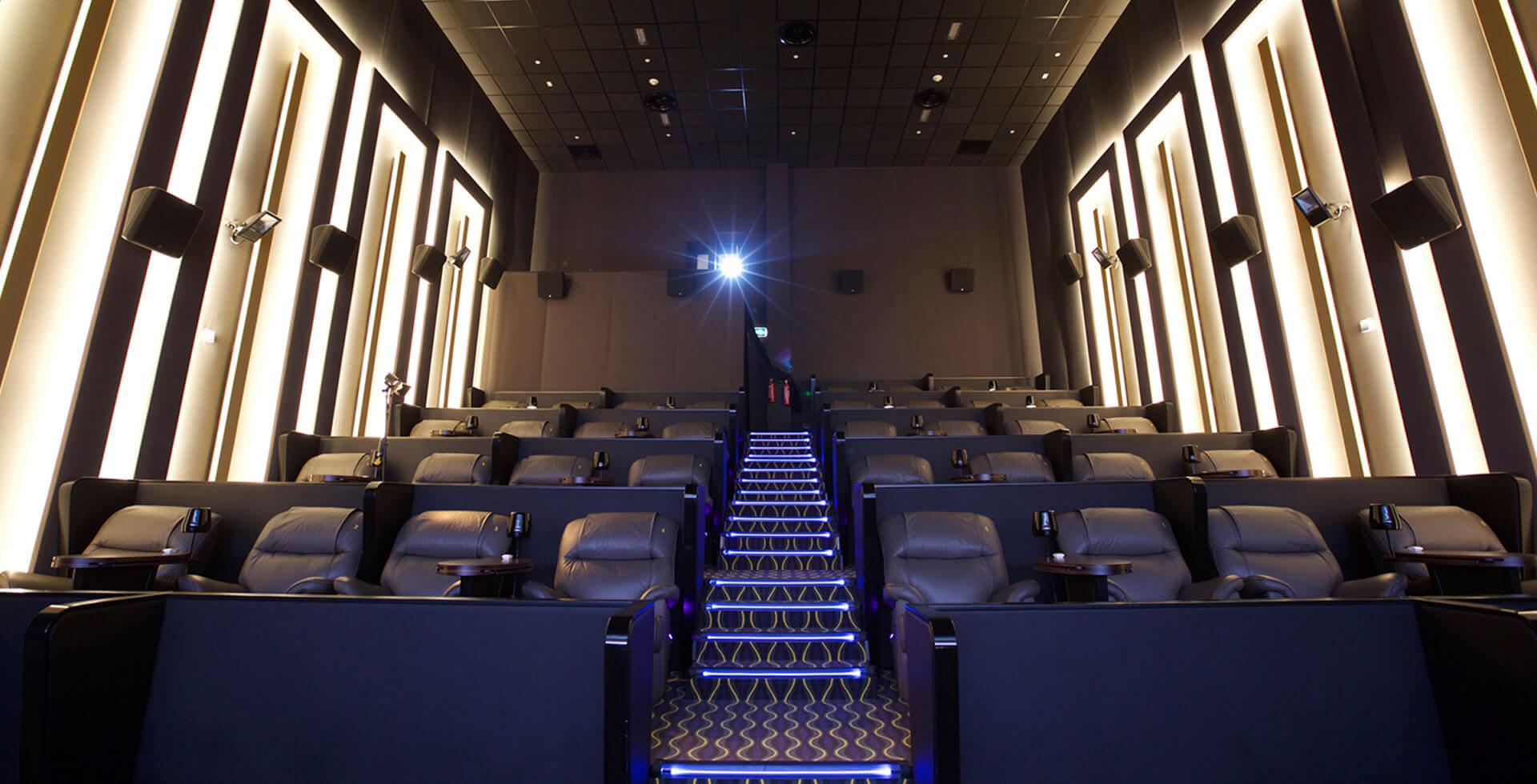Platinum Plus Cinema Experience